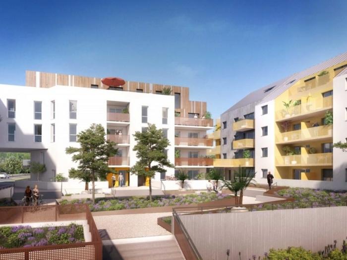 Appartements neufs Saint-Donatien référence 5409 : aperçu n°0