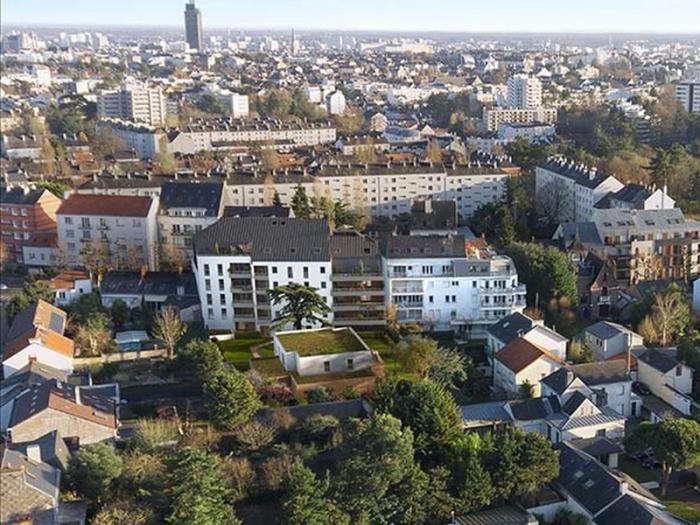 Appartements neufs Longchamp rond-point-de-vannes référence 5335 : aperçu n°2
