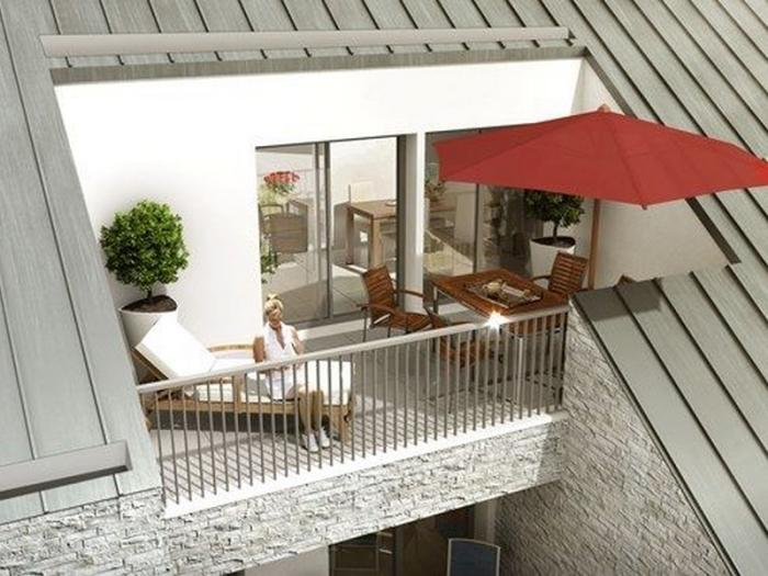 Appartements neufs Hauts pavés Saint-Félix référence 5405 : aperçu n°1