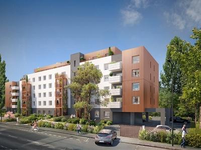Appartements neufs Hippodrome Petit Port référence 5332