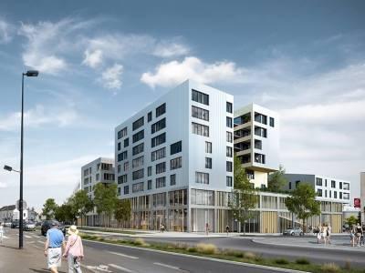 Appartements neufs Hippodrome Petit Port référence 5453