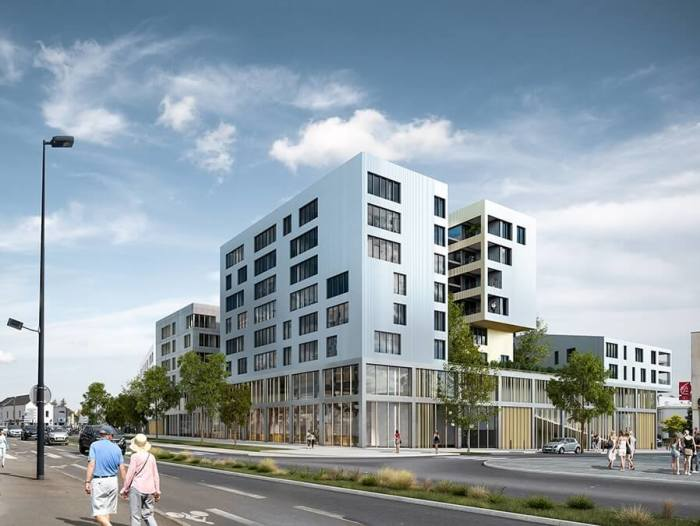 Appartements neufs Hippodrome Petit Port référence 5453 : aperçu n°0