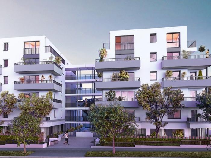 Appartements neufs Erdre référence 5392 : aperçu n°0