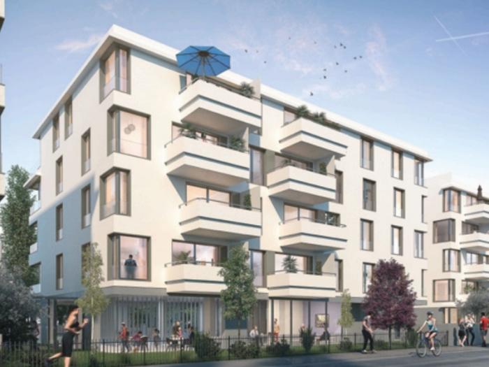 Appartements neufs Erdre référence 5380 : aperçu n°0