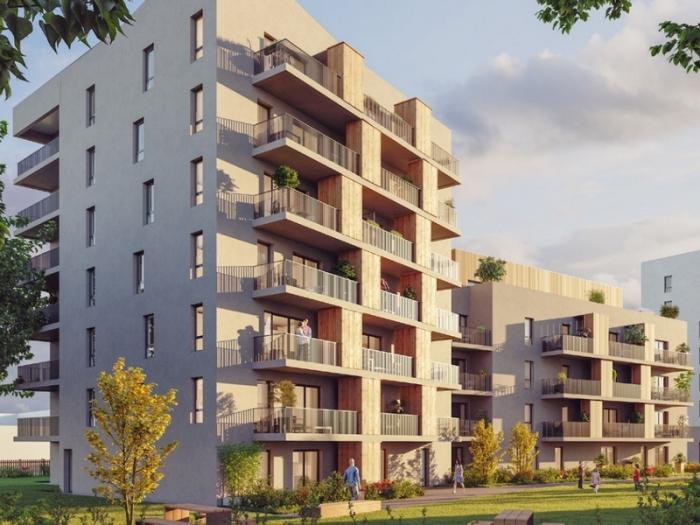 Appartements neufs Erdre référence 5403 : aperçu n°0
