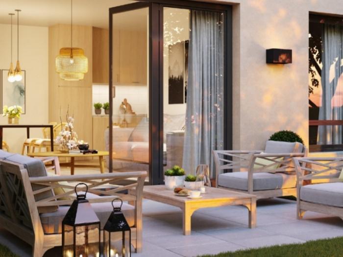 Appartements neufs Erdre référence 5403 : aperçu n°2