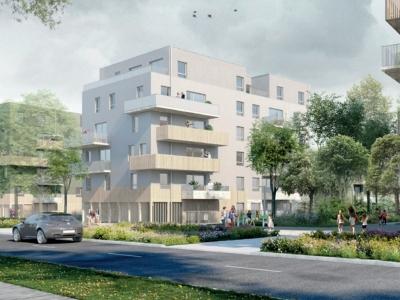 Appartements neufs Erdre référence 5298