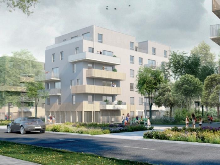 Appartements neufs Erdre référence 5298 : aperçu n°0