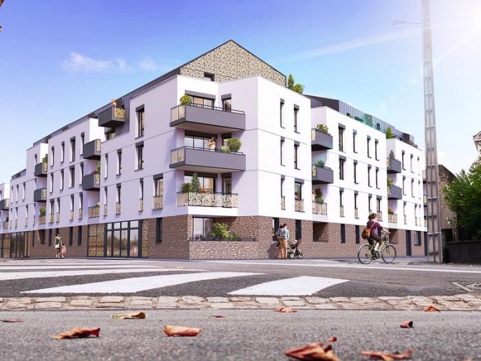 Appartements neufs Zola référence 5326 : aperçu n°2