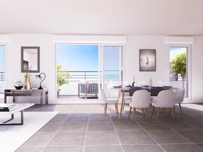 Appartements neufs Zola référence 5326 : aperçu n°1