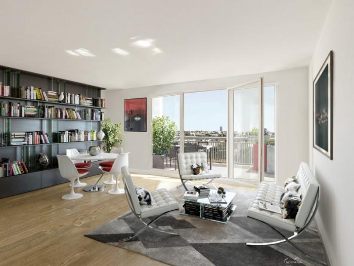 Appartements neufs Zola référence 5368 : aperçu n°1