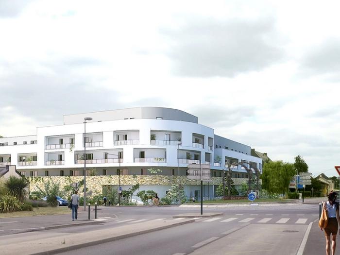 Appartements neufs Sainte-Luce-sur-Loire référence 5402 : aperçu n°0