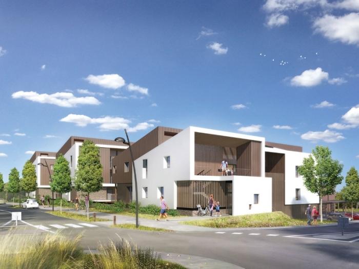 Maisons neuves et appartements neufs Couëron référence 5307 : aperçu n°0