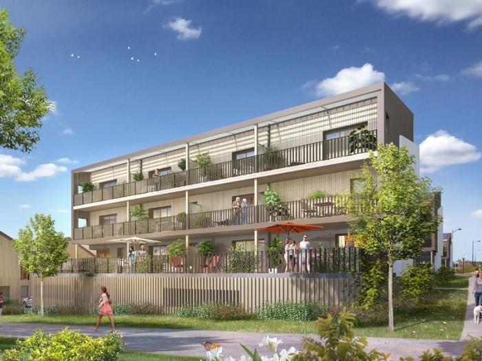 Maisons neuves et appartements neufs Couëron référence 5307 : aperçu n°2