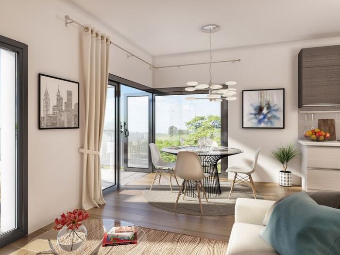 Maisons neuves et appartements neufs Couëron référence 5307 : aperçu n°1