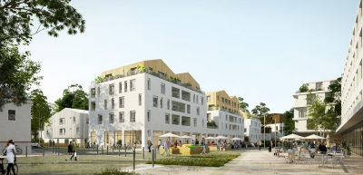 Appartements neufs Les Sorinières référence 5304