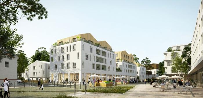 Appartements neufs Les Sorinières référence 5304 : aperçu n°0