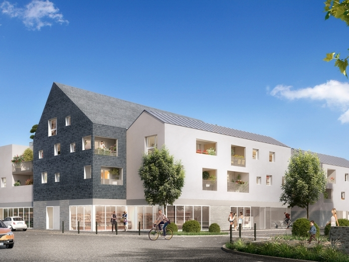 Appartements neufs Haute-Goulaine référence 5322 : aperçu n°0