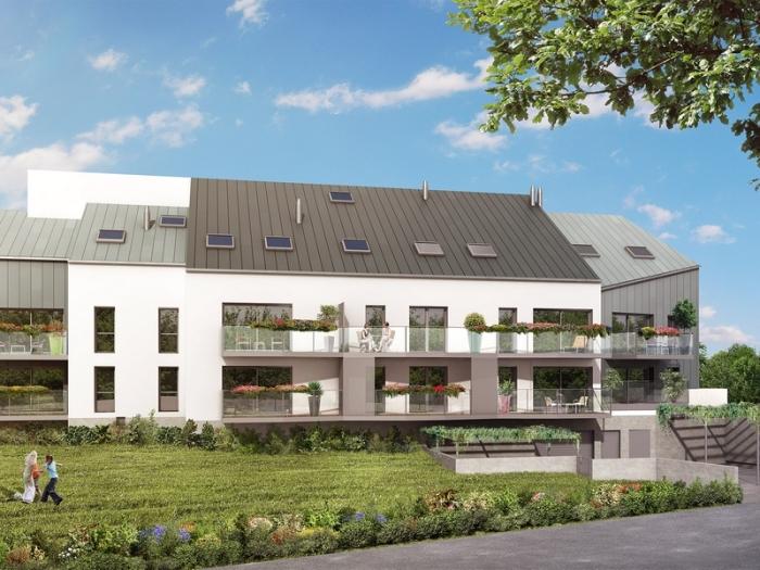 Appartements neufs Sucé-sur-Erdre référence 5372 : aperçu n°0