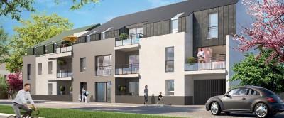 Appartements neufs Erdre référence 4105