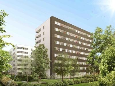 Appartements neufs Saint-Jacques référence 5316