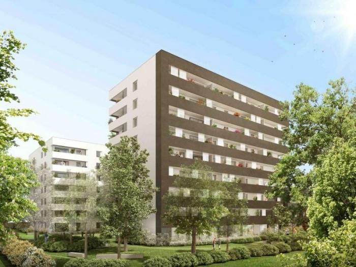Appartements neufs Saint-Jacques référence 5316 : aperçu n°0