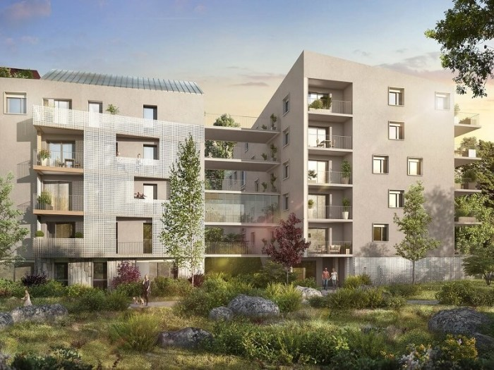 Appartements neufs Orvault référence 4125 : aperçu n°4