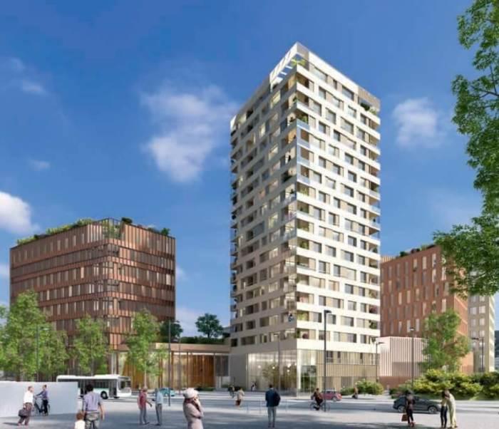 Appartements neufs Saint-Donatien référence 4208 : aperçu n°0