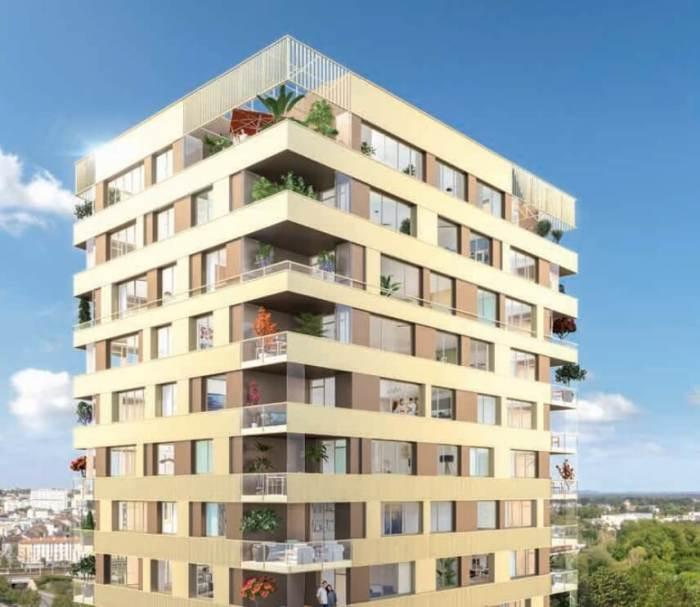 Appartements neufs Saint-Donatien référence 4208 : aperçu n°3