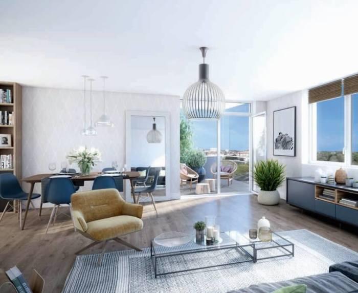 Appartements neufs Saint-Donatien référence 4208 : aperçu n°1