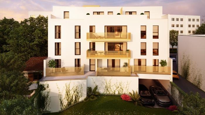 Appartements neufs Saint-Herblain référence 4306 : aperçu n°2