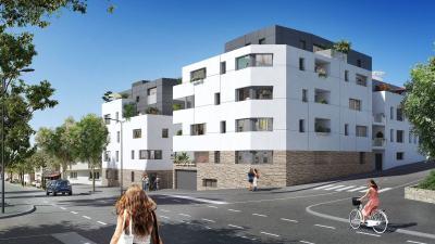 Appartements neufs Erdre référence 4307