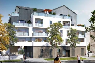 Appartements neufs Saint-Herblain référence 4310