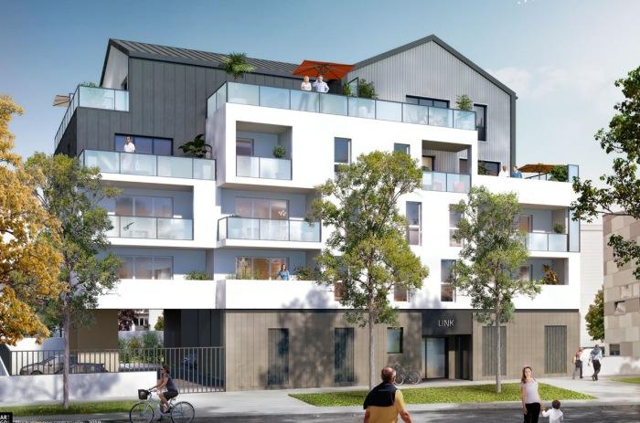 Appartements neufs Saint-Herblain référence 4310 : aperçu n°0