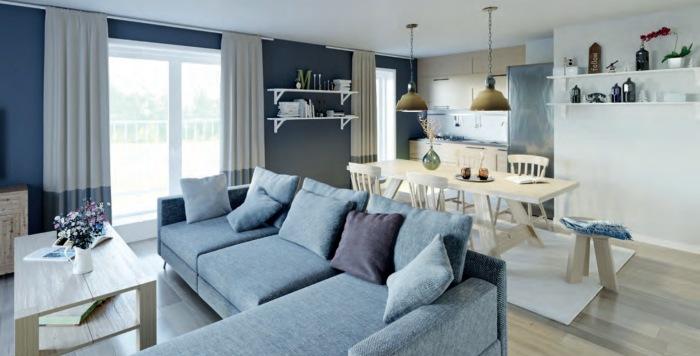 Appartements neufs Saint-Herblain référence 4310 : aperçu n°1