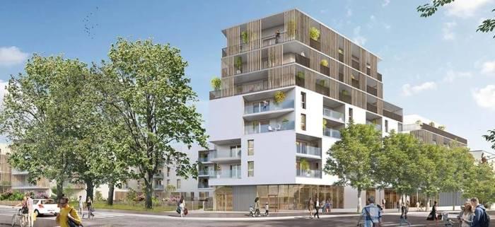 Maisons neuves et appartements neufs Longchamp rond-point-de-vannes référence 4315 : aperçu n°0