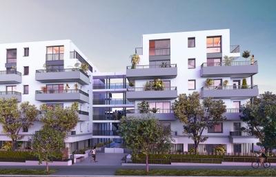 Appartements neufs Erdre référence 4329