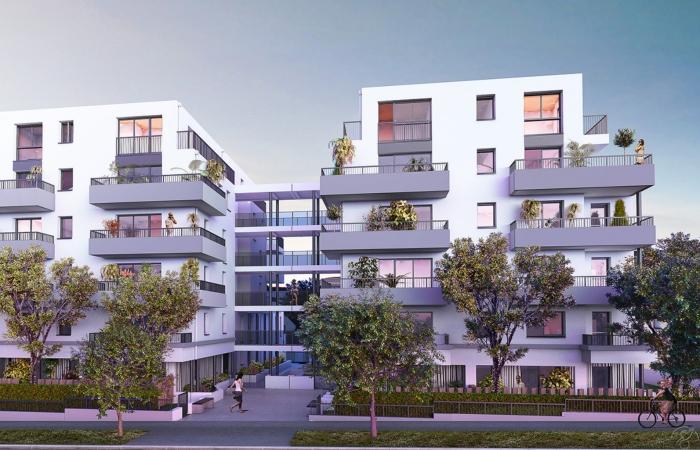 Appartements neufs Erdre référence 4329 : aperçu n°0