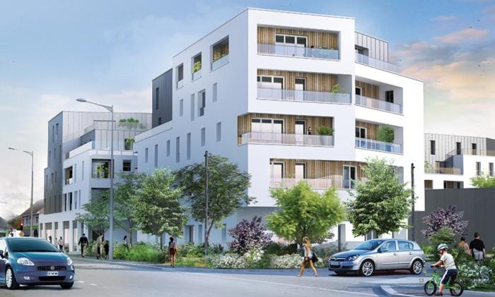 Appartements neufs Vertou référence 4330 : aperçu n°0