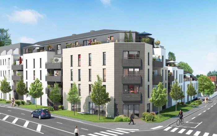 Appartements neufs Saint-Sébastien-sur-Loire référence 4404 : aperçu n°0