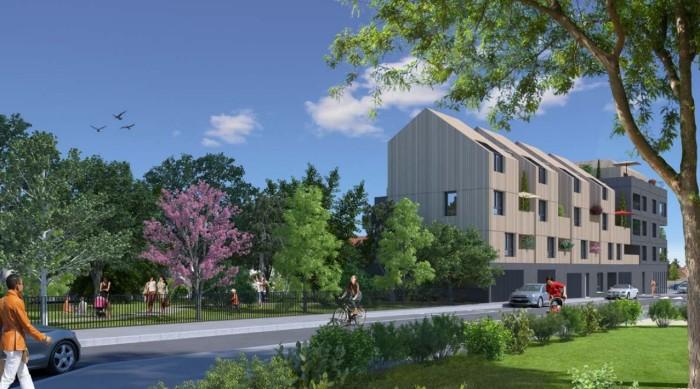 Appartements neufs Doulon référence 4413 : aperçu n°0