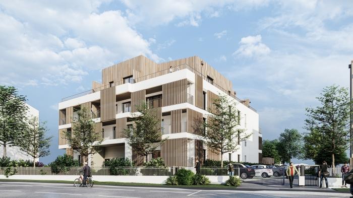 Appartements neufs Vertou référence 4459 : aperçu n°0