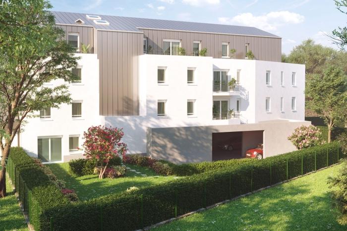 Appartements neufs Hippodrome Petit Port référence 4460 : aperçu n°2