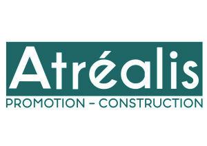Logo du promoteur immobilier Atrealis