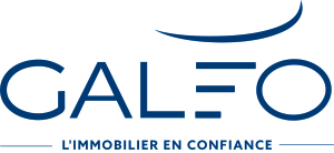 Logo du promoteur immobilier GALEO