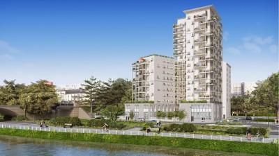 Appartements neufs Saint-Donatien référence 4628