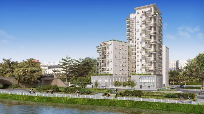 Appartements neufs Saint-Donatien référence 4628 : aperçu n°0