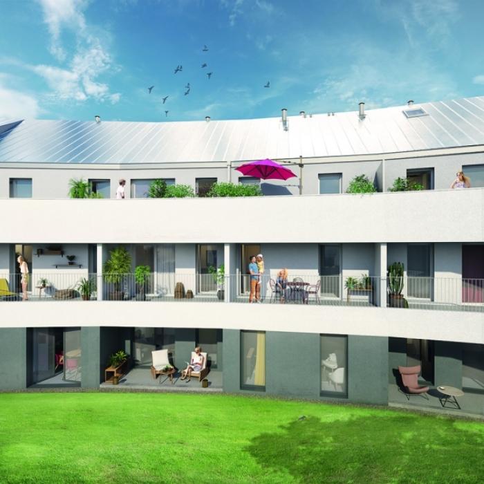 Appartements neufs Carquefou référence 4696 : aperçu n°0