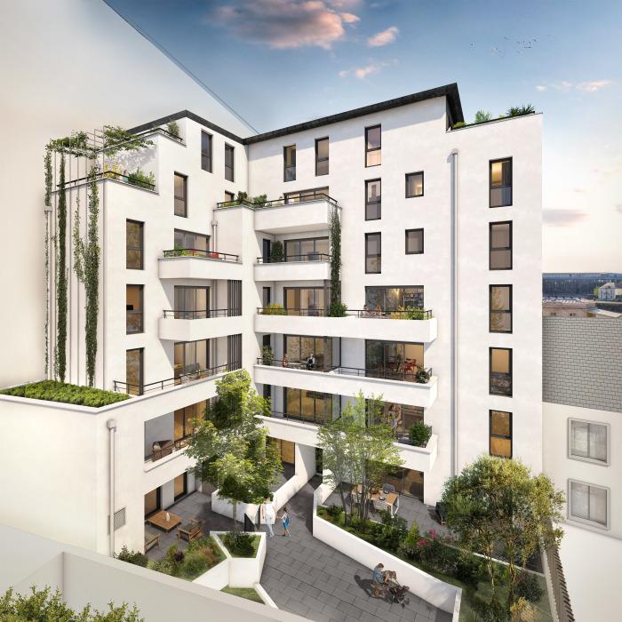 Appartements neufs Centre-ville référence 4697 : aperçu n°0