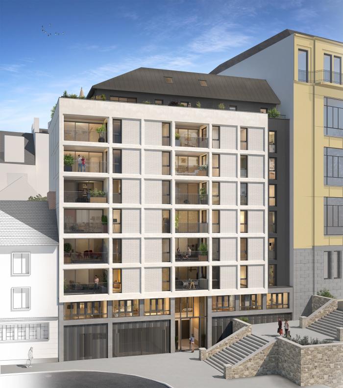Appartements neufs Centre-ville référence 4697 : aperçu n°2